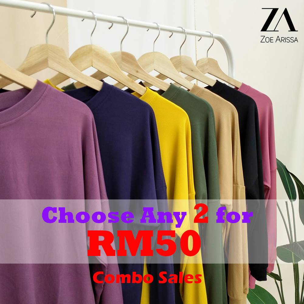 Choose any 2 for RM50