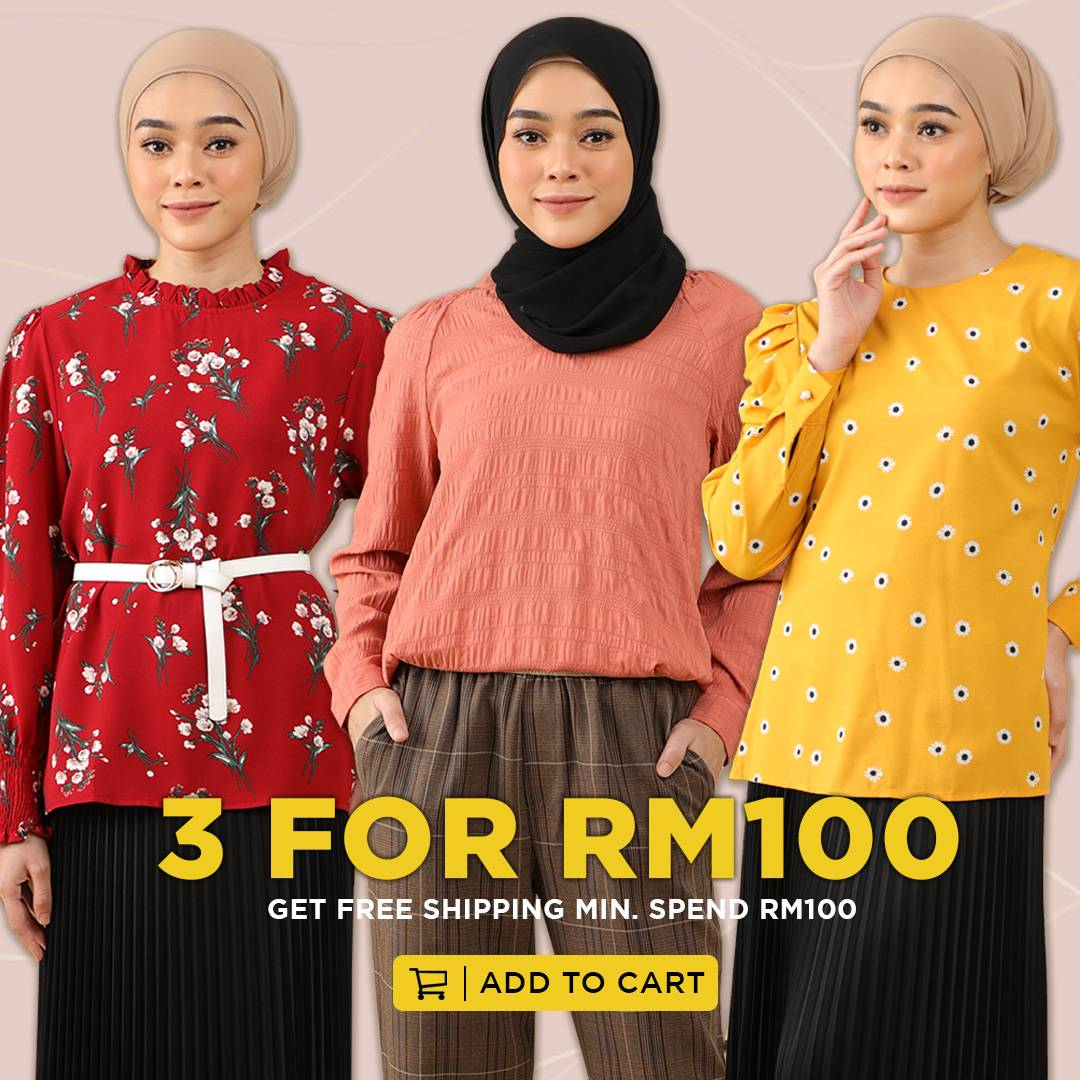 3 for RM100
