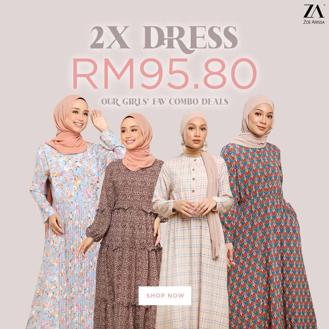 2 FOR RM95.80