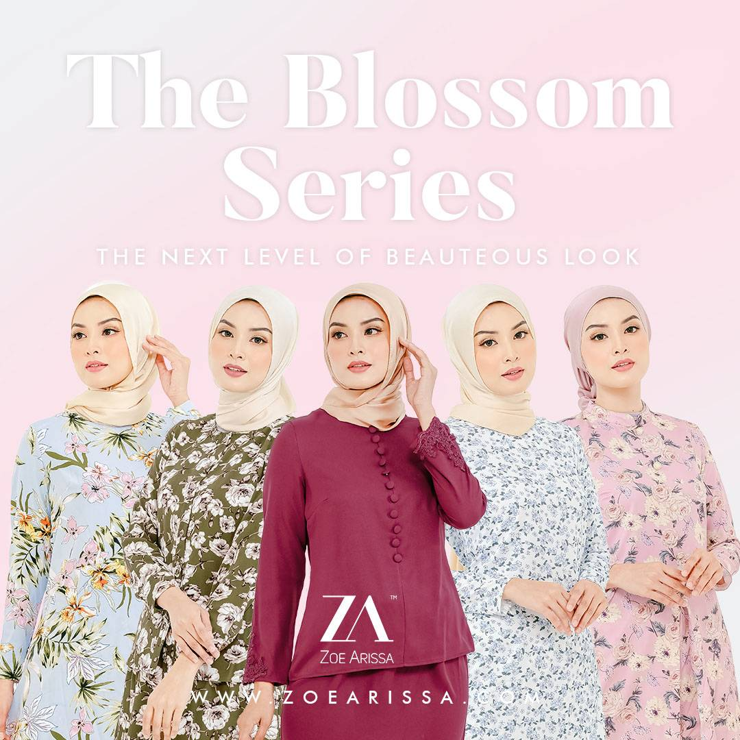 THE BLOSSOM SERIES