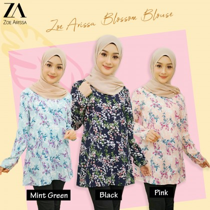 (BF751) Blossom Blouse