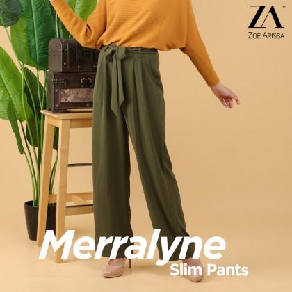(P2502) Merralyne Slim Pants