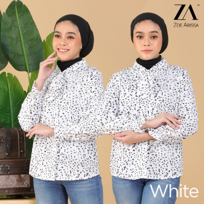 (BF1007) Damia Dotty Blouse