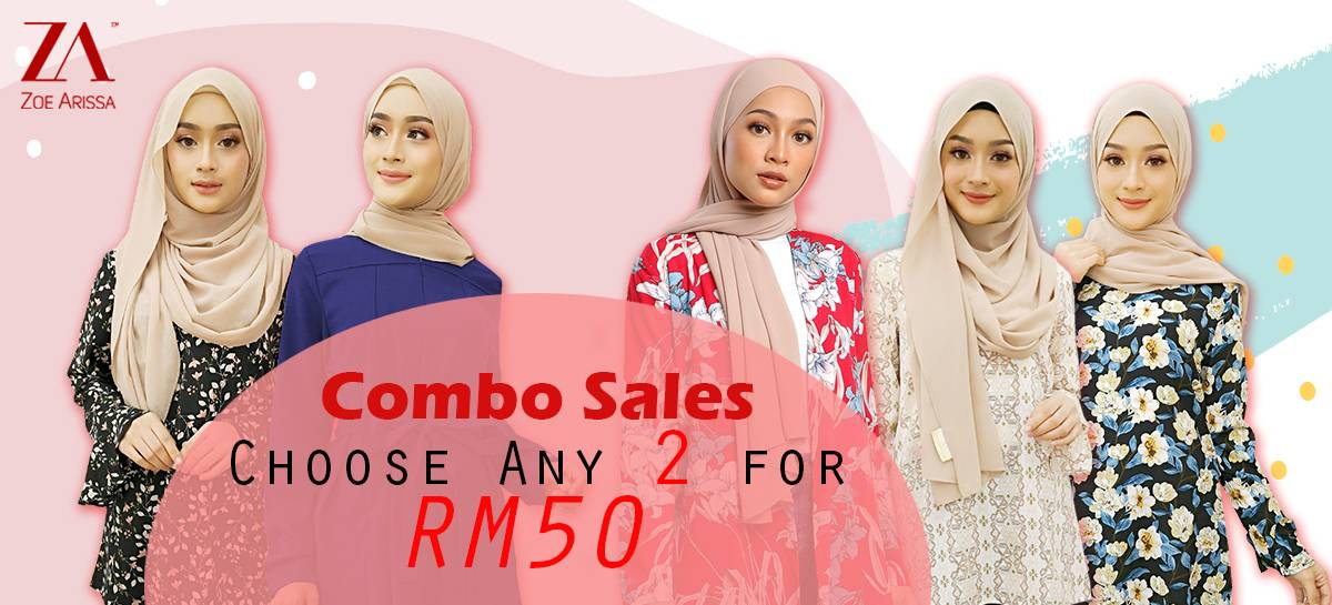 Any Two for RM50